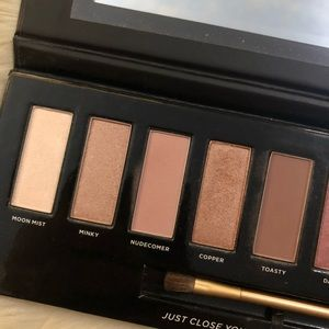 "Soap & Glory Makeup - SOAP&GLORY ""The Perfect Ten"" Eyeshadow Palette"
